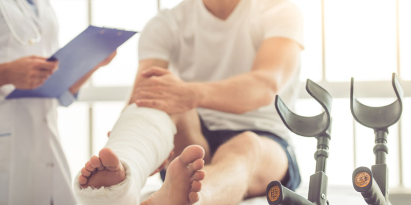 Injured in a car, truck or motorcycle accident? You can be